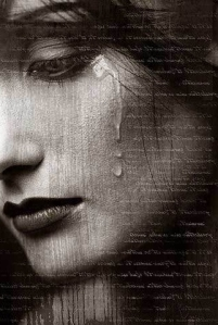 There is sorrow in loss. I can't remember where I found this photo, but it isn't mine.